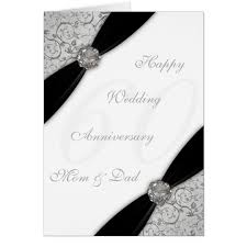 60th Wedding Anniversary Greetings 50th Wedding Anniversary Greeting Cards Zazzle Co Uk