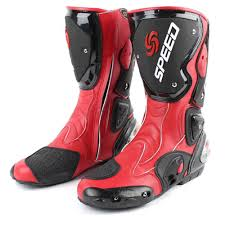 black motorcycle shoes aliexpress com buy pro biker speed bikers motorcycle boots moto