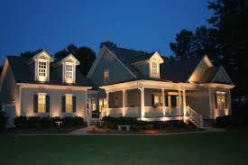 new home lighting design solar flood lighting choices for outdoor lights