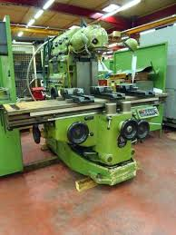 milling machine huron mu6 second machines tools for sale