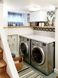 basement laundry room houzz