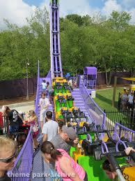Six Flags Ga Theme Park Archive The Joker Chaos Coaster At Six Flags Over Georgia