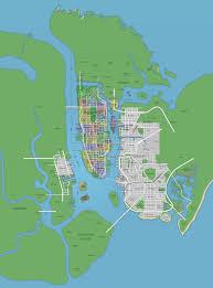 New York Borough Map by Gta Iv Liberty City Vs New York Youtube Liberty City Gta Wiki