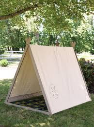 Backyard Teepee Grand Expedition Tent A Frame Tent Play Tent Teepee Lawn