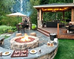 Diy Ideas For Backyard Backyard Patio Ideas Glenathemovie