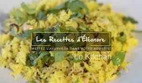 cuisine ayurvedique les recettes ayurvédiques d eléonore le kitchari