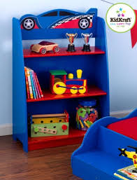 cool fun and unique bookcases for children bookshelves for boys