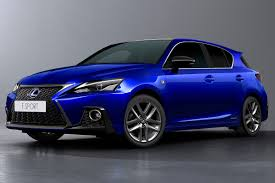 lexus sports car uk nip and tuck for 2018 lexus ct carbuyer