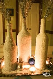 how to decorate a wine bottle for a gift easy and inexpensive wine bottle craft