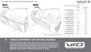 Vio Bathroom Furniture by Virtue Vio Ascend Thermal Paintball Goggles With Dual Pane Lens