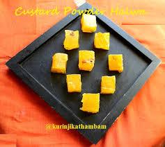 palak chakli palak murukku kurinji custard powder halwa halwa recipes kurinji kathambam