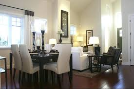 Dining Room Furniture Layout Living Room And Dining Room 9 Fireplace Design Ideas From