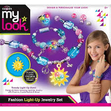 my look light up jewelry target