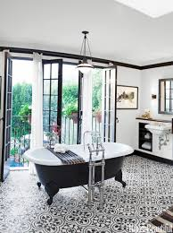 Spanish Style Bathroom by Best Bathrooms Of 2013 An Industrial And The Floor