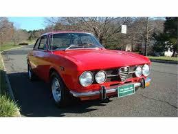 classic alfa romeo 1971 alfa romeo 1750 gtv for sale classiccars com cc 772305