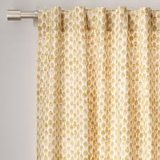 beautiful cotton canvas curtains decorating with cotton canvas