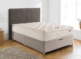 Divan Ottoman Beds by Silentnight Chantilly Pocket Sprung Ottoman Bed Medium Firm Dreams
