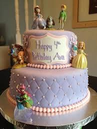 25 sofia birthday cake ideas princess sofia