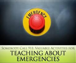 Emergency Preparedness Worksheet 47 Best Emergency Preparedness For Child Care Images On