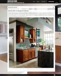 Kitchen Website Design Home Improvement Website Design
