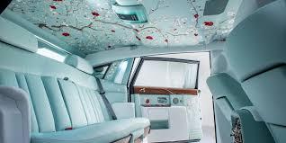Best Car Interiors The 7 Most Luxurious Car Interiors Photos Business Insider