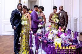 tenue africaine pour mariage tenue de mariage en pagne meilleure inspiration pour votre