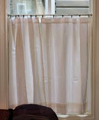 kitchen ideas cream cafe curtains print french country curtain