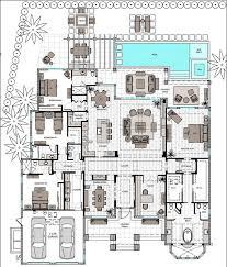 single story floor plans with open floor plan single story house plan home design plans single story open floor