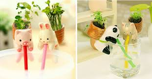 Small Desk Plants by Diy Potted Plants Lovely Mini Animals Potted Plants Banggood