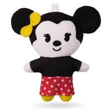 keepsake minnie mouse plush ornament keepsake ornaments