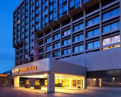 Boston Convention Center Hotels Map by Hotel Crowne Plaza Boston Newton Ma Booking Com