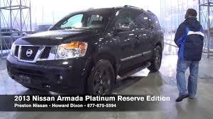 nissan armada tire pressure screen 2013 nissan armada platinum reserve edition for sales in delaware