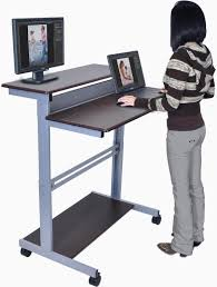 Sit Stand Computer Desk by Sit Stand Desk Sit Stand Computer Desk