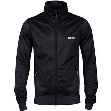 Bench Windbreaker Bench Men U0027s Classic Corp Track Jacket Peacoat Navy Clothing