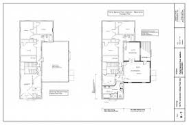 Second Floor Plans Partial Second Floor Home Addition Maryland Irvine Construction