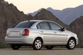 hyundai accent hp hyundai accent 4 doors specs 2006 2007 2008 2009 2010 2011