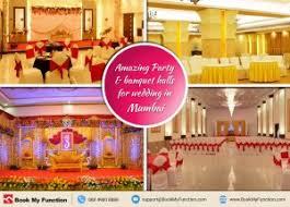 Reception Banquet Halls Wedding Reception Banquet Halls In Mumbai