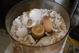 ground egg shells organic calcium sources organic calcium for gardens