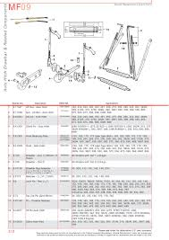 massey ferguson rear linkage page 322 sparex parts lists