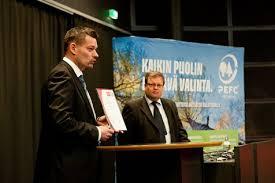 Bureau Veritas Lyhyesti Iskulle Alan Ensimmäinen Pefc Sertifikaatti Suomessa