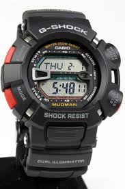 Most Rugged Watches Casio G 9000 1 The G Shock Is One Of The Most Durable Watches