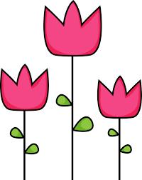 free tulip clip art pictures clipartix