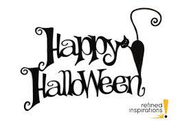 happy halloween text art happy halloween metal sign with cat black 16x10 5 black