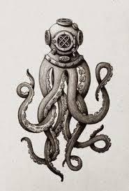 25 beautiful octopus tattoos ideas on pinterest octopus thigh