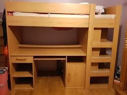 lit mezzanine avec bureau intégré achetez lit mezzanine avec quasi neuf annonce vente à mitry mory