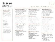 menu design design graphics and typography pinterest menu