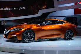 nissan awd sedan new nissan sport sedan concept may be the maxima you want but