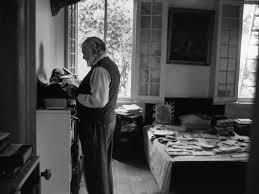 Hemingway Desk Hemingway Takes The Hemingway Test The New Yorker