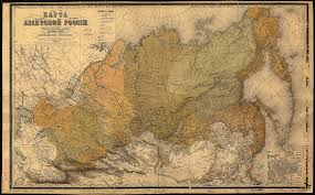 Map Of Russia And Alaska by Where Is Siberia Located To Discover Russia
