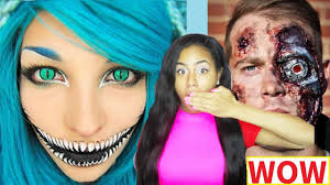 Diy Halloween Makeup Ideas 25 Creepy Halloween Makeup Ideas Last Minute Diy Halloween